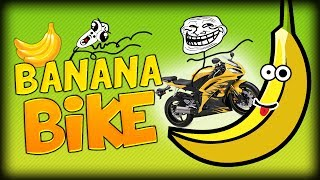 The Banana Bike, Trolling Cops And The New Epic Jump Map - Watch Dogs Online Funny Moments #4