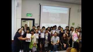 觀塘官立中學 _2012英國利物浦遊學團_ISEC