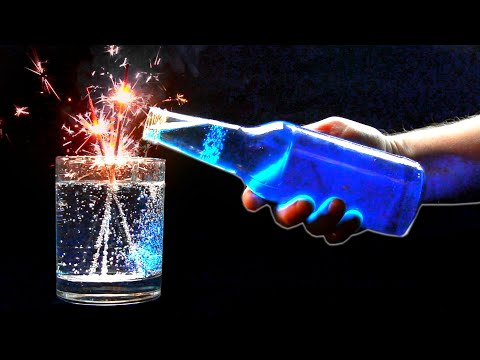 Mystery of Branching Sparks Explained by Soda Water