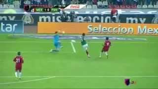 Eliminatorias CONCACAF Brazil 2014: Mexico 2-1 Panama