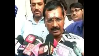 Kejriwal says battle between him and Modi,  Ajai Rai non existing