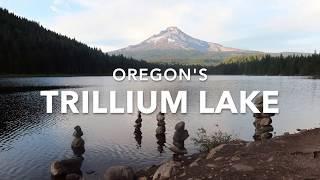 Oregon's Trillium Lake