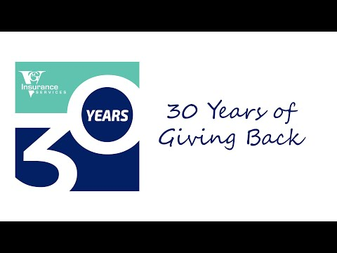 30 Years of Giving Back thumbnail