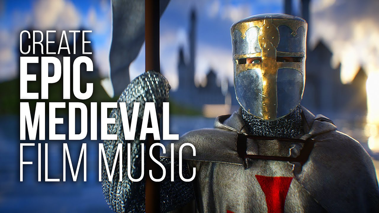 Creating EPIC Medieval Music...