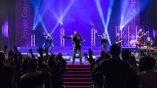 """Medley """"The Blood of Jesus, Choose to Believe, That Place"""" - Myron Butler - live gospel music video"""