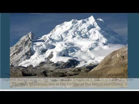 TOP 5 highest peaks | in the world