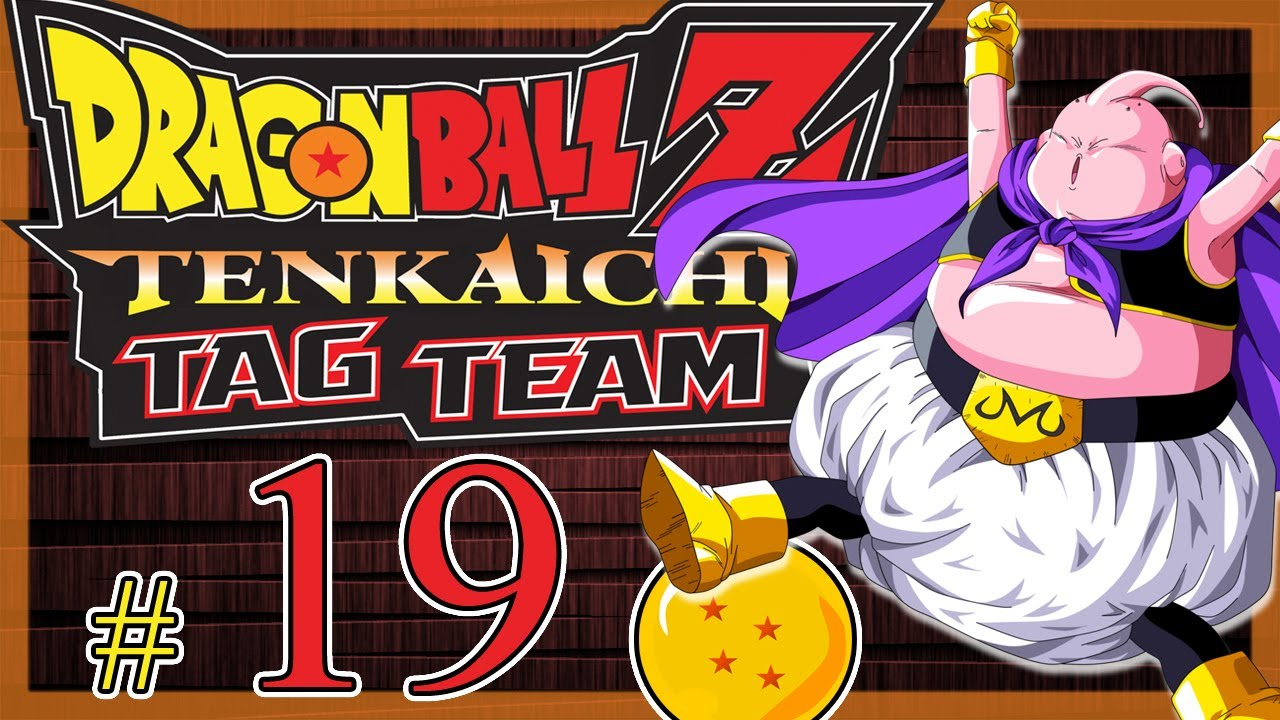 psp dragon ball z tenkaichi tag team 19 modo historia