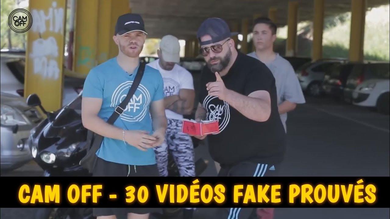 CAM OFF - JE LES RENCONTRES ILS AVOUENT LEUR FAKE - YouTube