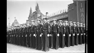 Военный парад 1 мая 1952 года