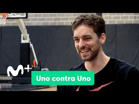Uno contra Uno: Entrevista a Pau Gasol | Movistar+