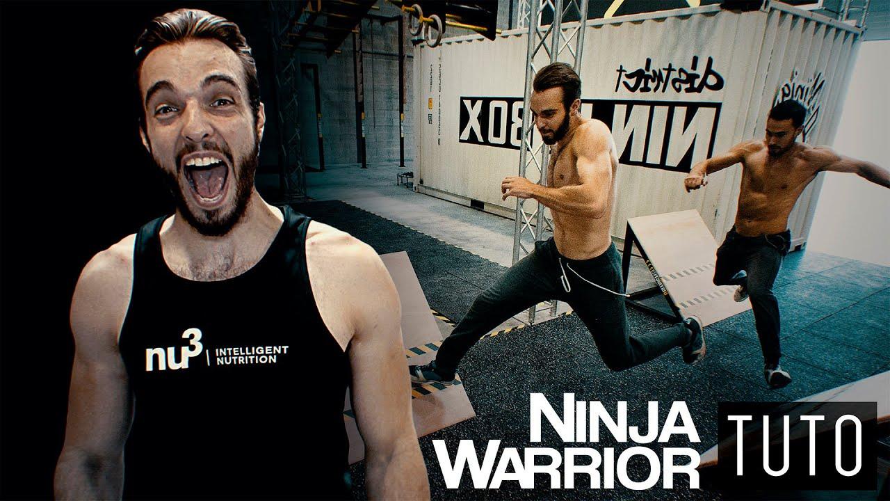 Tuto Ninja Warrior - Les 5 Paliers (1/6)