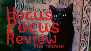 Hocus Pocus Review. The Movie