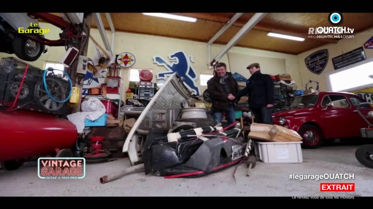Les secrets de vintage garage sur rmc d couverte youtube for Garage rmc acheres