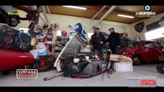 Les secrets de Vintage Garage sur RMC Découverte