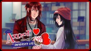 Amor doce ep 5 university life