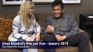 IRLENE MANDRELL, CHARLEY PRIDE   LESSONS FROM COTTON