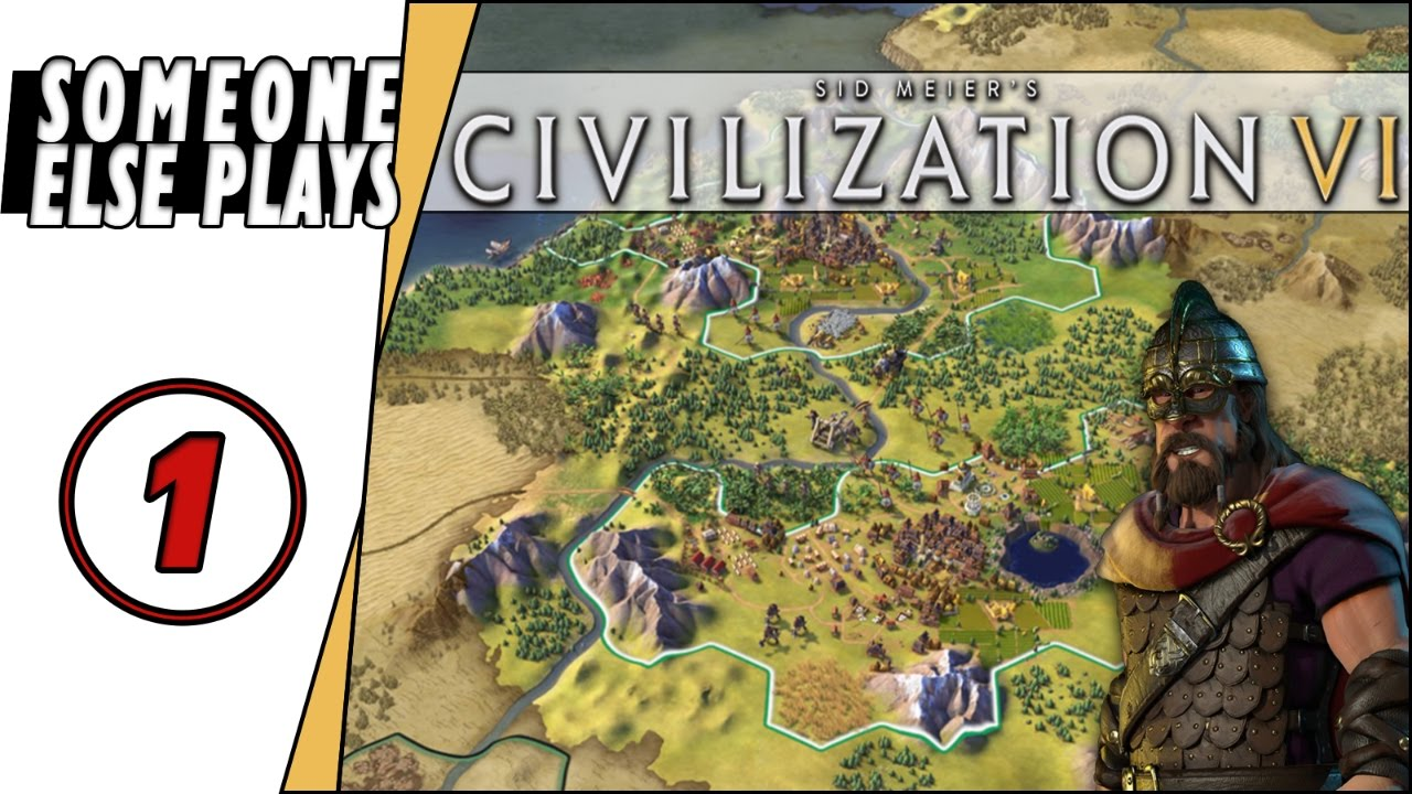 Civilization VI Norway Ep May Odin Bless The Norwegian - Norway map game