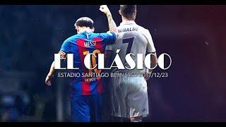 【HD】エル クラシコ | バルセロナ vs レアルマドリード | フルマッチ | 2017/12/23 | リーガエスパニョーラ