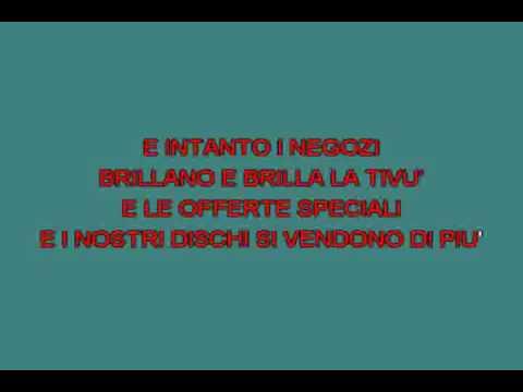 Oh è Natale tutti i giorni More than words   Jovanotti & Carboni Luca [karaoke]