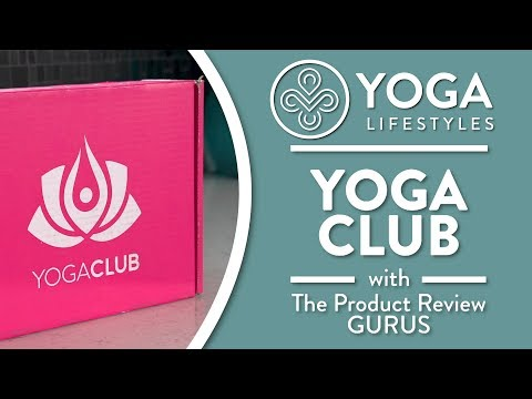 Yoga Club Unboxing & Review | Get 30% Off Your First Box!