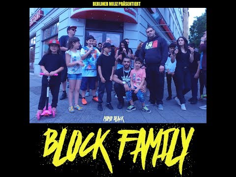 Momo Black - Block Family (prod. by Samurai Sounds)