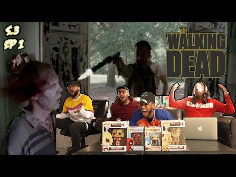 """Download The Walking Dead Season 3 Episode 1 """"Seed"""" Reaction Review"""