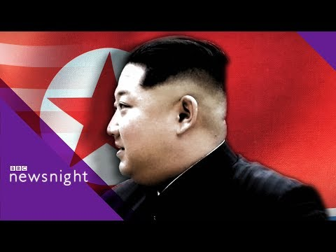 North Korea's Kim Dynasty - BBC Newsnight