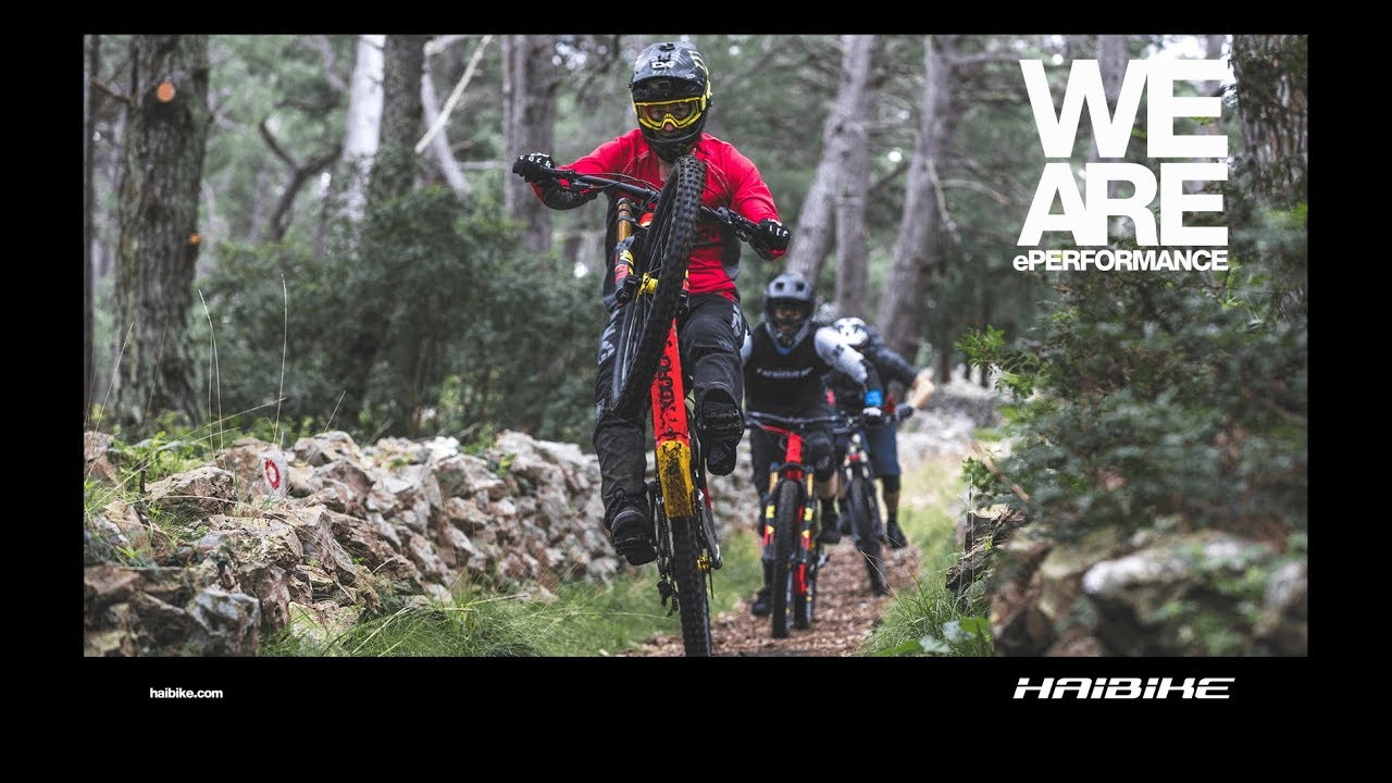 Haibike | Innovative Bikes, Ebikes, MTB | We are ePerformance