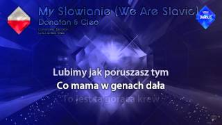 "Donatan & Cleo - ""My Słowianie (We Are Slavic)"" (Poland)"
