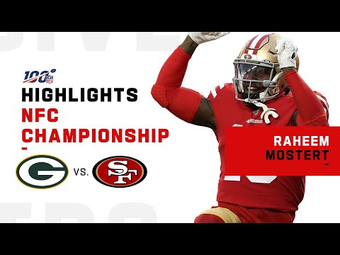 Raheem Mostert Makes History w/ 220 Yds & 4 TDs in Playoff Game | NFL 2019 Highlights