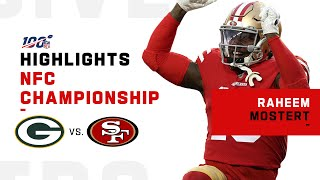 Download Raheem Mostert Makes History w/ 220 Yds & 4 TDs in Playoff Game | NFL 2019 Highlights Mp3 and Videos