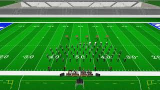 "Medium Marching Band - ""Next Time Won't You Sing With Me"" (opener)"