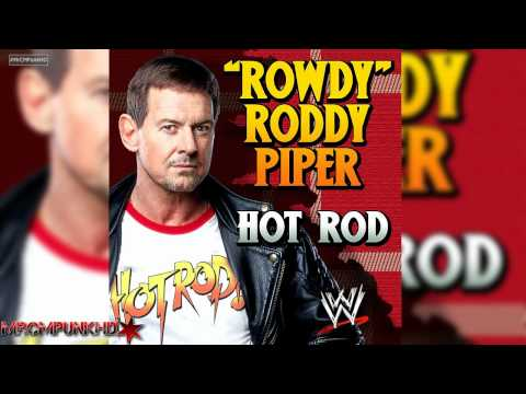 "WWE: ""Rowdy"" Roddy Piper Theme ""Hot Rod"" [CDQ + Download Link]"