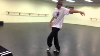 Michael Durrant's Choreography To Michael Jackson's Featuring Justin Timberlake. Love Never