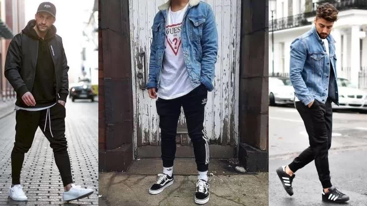 Ropa de moda 2020 hombre juvenil