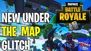 *NEW* FORTNITE UNDER THE MAP GLITCH SEASON 8 CREATIVE GUIDE🔥🔥🔥