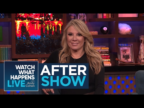 After : Does Ramona Singer Actually Know Anything About Luann and Tom's Marriage?  RHONY  WWHL