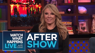 After Show: Does Ramona Singer Actually Know Anything About Luann and Tom's Marriage? | RHONY | WWHL