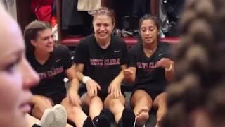 2018 Santa Clara Women's Soccer End of Year Video