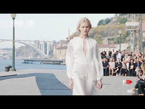 MARQUES'ALMEIDA Portugal Fashion Spring Summer 2019 - Fashion Channel