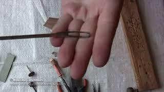 Самодельный инструмент для снятия кантика с кожи(, 2014-02-27T07:00:01.000Z)