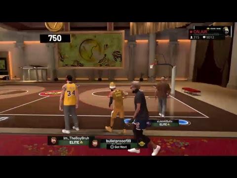 99 OVR SOONN ... ALL GOLD ALL ISO  -- DONT DODGE THE BULLET!! 7K TODAY --NBA 2K19 thumbnail