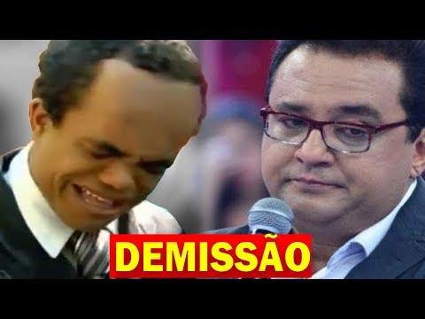 🔥 Record não PERDOA Geraldo Luis e DEMISSÃO no Domingo Show Abala o BRASIL