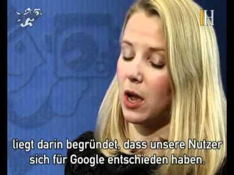 Elektrischer Reporter S01E18 - Marissa Mayer über Google