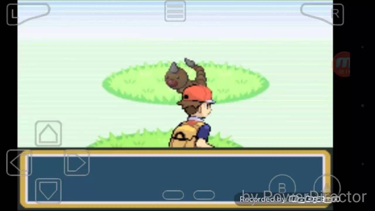how to catch pikachu in fire red