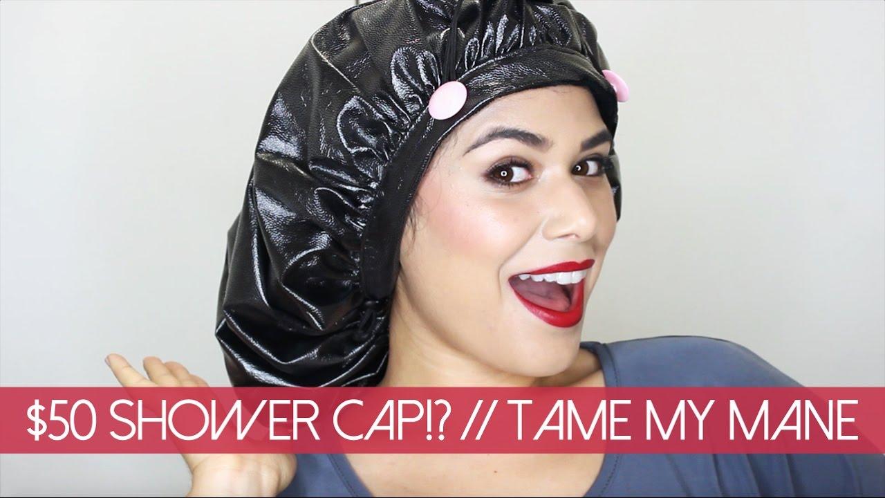 $50 SHOWER CAP!? All Caps Review