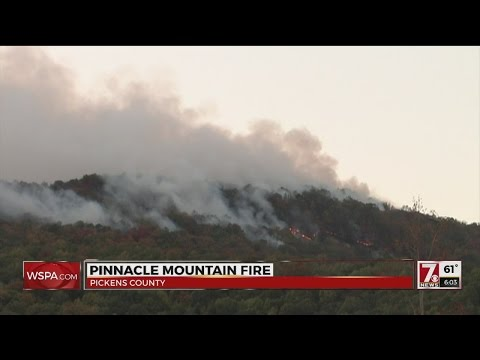 Update on Wildfires