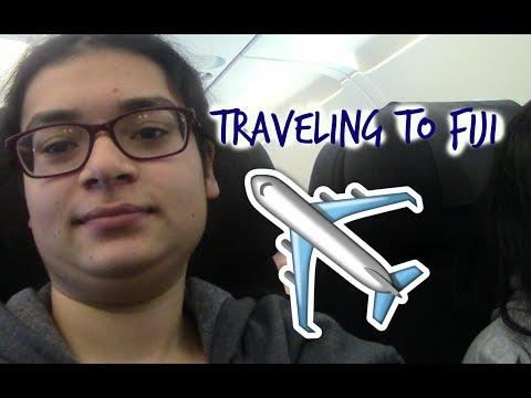 Traveling to Fiji- 2017