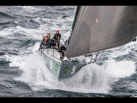 Rolex Sydney Hobart Yacht Race 2017 - Downwind Class