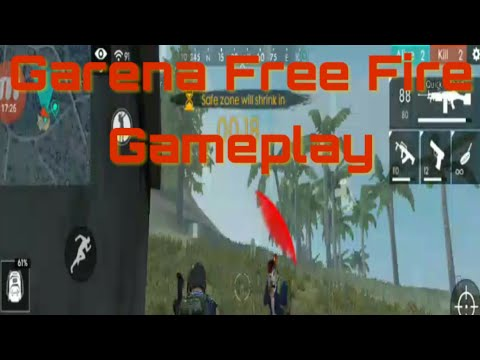 Garena Free Fire Game Play || Technical Mind Dushyant